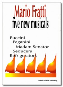 Five New Musicals front cover