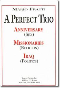 A Perfect Trio cover.